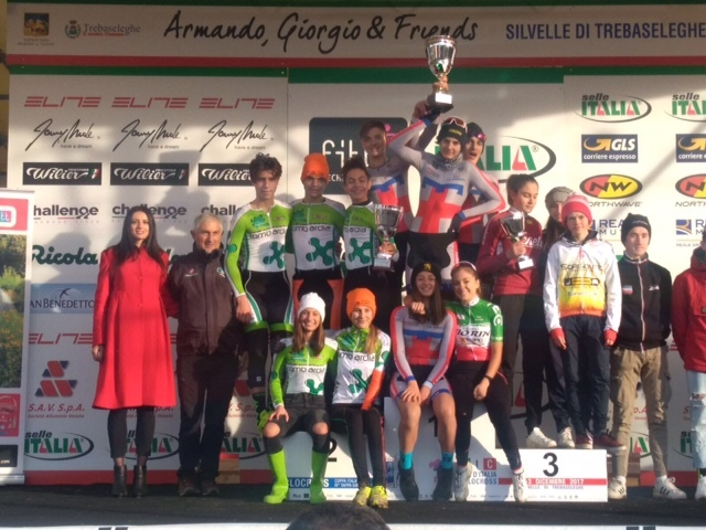 Al Piemonte la Coppa Italia Ciclocross. Tutte le classifiche